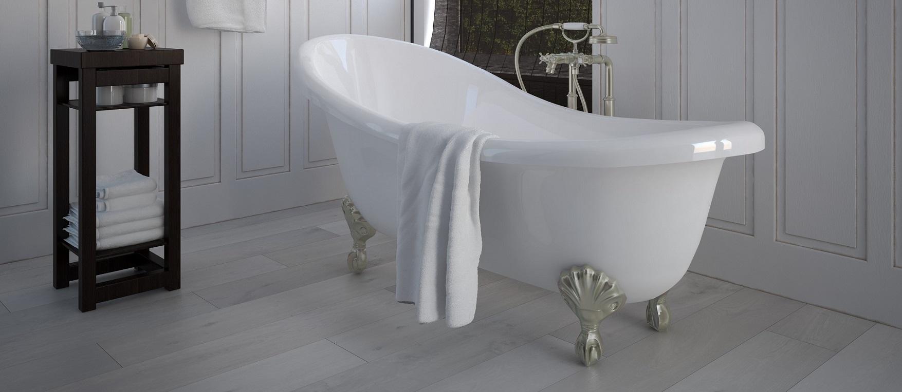 Rehabilitering av bad og våtrom